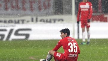 Сердар Таски повредил связки колена в матче с «Рубином»