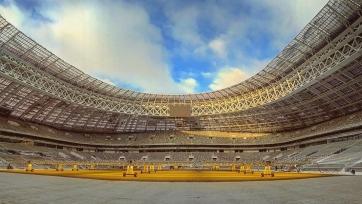 Финал Кубка России и матч за Суперкубок страны будут проводиться на «Лужниках»