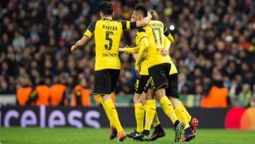 «Реал» упустил победу в матче с «Боруссией»