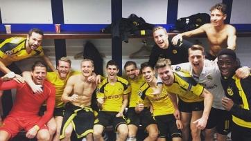 «Боруссия» установила новый рекорд Лиги чемпионов