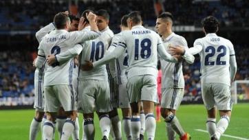 «Реал» повторил клубный рекорд по длине беспроигрышной серии
