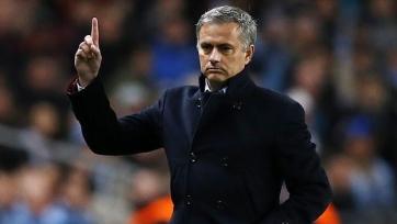 Моуринью: «Не считаю себя лучшим тренером мира»
