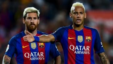 Неймар: «На «Золотой мяч» претендует только один футболист – Месси»