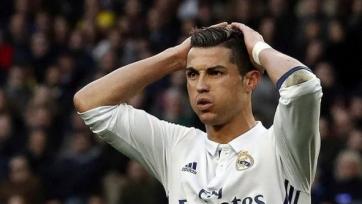 Болельщики «Реала» освистали Роналду в матче против «Боруссии»