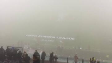 Матч между «Сассуоло» и «Генком» перенесён из-за сильнейшего тумана