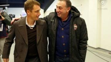 Гончаренко будет представлен в качестве наставника ЦСКА 12-го декабря?