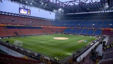 Впервые за последние три года матч «Интера» посетили менее пятнадцати тысяч зрителей