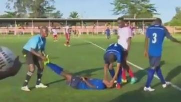 В Танзании на футбольном поле скончался 19-летний игрок