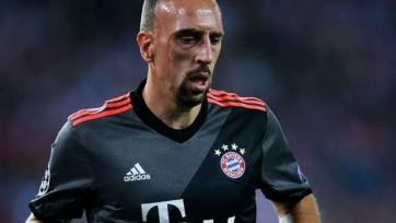 Франк Рибери: «Бавария» - мой последний европейский клуб»