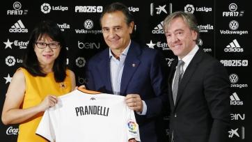Пранделли: «Те, у кого нет самоуважения, пусть уходят из «Валенсии»