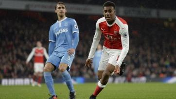 «Арсенал» добыл волевую победу в схватке со «Стоком»