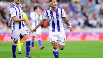 «Реал Сосьедад» справился с «Валенсией»