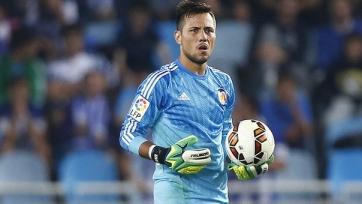 Диего Алвес улучшил рекорд Ла Лиги по количеству отражённых пенальти