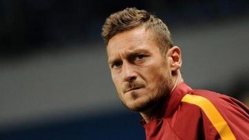 Тотти не поможет «Роме» в матче с «Миланом»