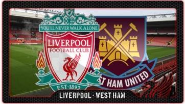 «Ливерпуль» - «Вест Хэм», прямая онлайн-трансляция. Стартовые составы команд