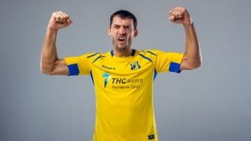 Александр Гацкан стал лучшим игроком Молдавии 2016-го года