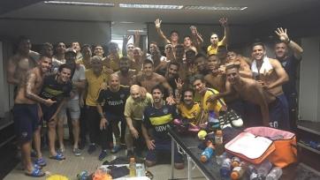 Вдохновлённый Тевес сделал дубль и помог «Бока Хуниорс» выиграть аргентинское «Эль-Классико»
