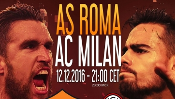 Анонс. «Рома» – «Милан». Право быть вторым
