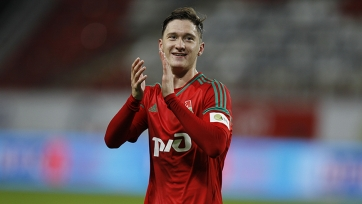 «Локомотив» приготовил для Алексея Миранчука последнее предложение