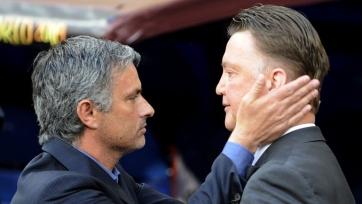 Гари Невилл: «Манчестер Юнайтед» с Моуринью у руля мне нравится больше, чем команда ван Гаала»