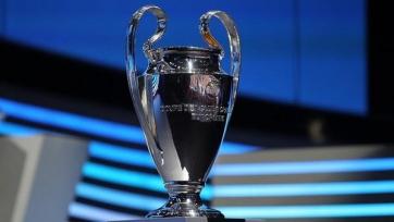 Результаты жеребьёвки 1/8-й финала Лиги чемпионов