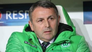 «Вольфсбург» подтвердил расставание с Аллофсом