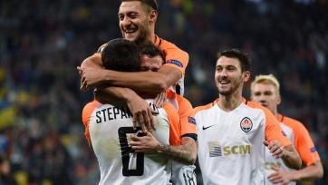 «Шахтёр» оказался сильнее киевского «Динамо» в богатом голами матче