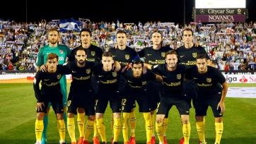 «Вильярреал» - «Атлетико», прямая онлайн-трансляция. Стартовый состав мадридцев