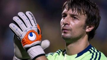 Александр Шовковский официально завершил карьеру