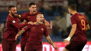 «Рома» выиграла у «Милана» благодаря голу Наингголана