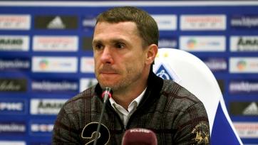 Сергей Ребров: «Все старались, но мы играли с очень сильным соперником»