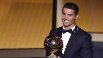 «Золотой мяч»: Роналду набрал в 2,5 раза больше баллов, чем Месси