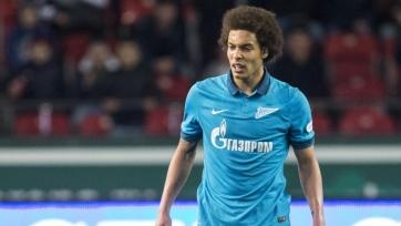 «Зенит» согласен продать Витселя «Ювентусу» за шесть миллионов евро