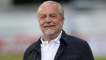 Де Лаурентис объявил, что «Наполи» купит форварда зимой