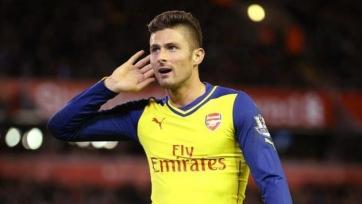«Арсенал» достиг соглашения с Кокленом и Жиру о продлении контрактов