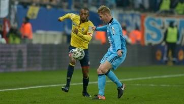 «Марсель» вылетел из Кубка французской лиги
