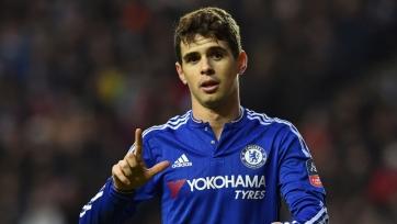Оскар сообщил игрокам «Челси» об уходе из клуба