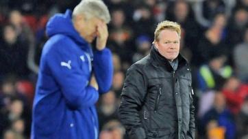 Куман: «Третий раз обыгрываю «Арсенал дома – и третий раз Венгер жалуется на судью»