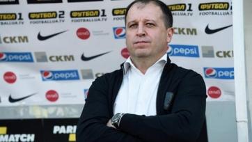 Вернидуб – тренер года по версии ФФУ