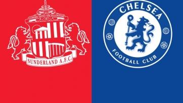 «Сандерленд» - «Челси», прямая онлайн-трансляция. Стартовый состав «Челси»