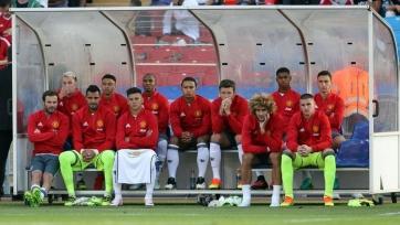 «Кристал Пэлас» - «Манчестер Юнайтед», прямая онлайн-трансляция. Стартовый состав «Манчестер Юнайтед»