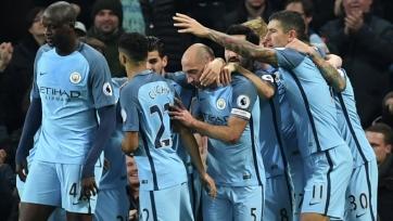 «Манчестер Сити» переиграл «Уотфорд»