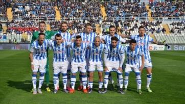 «Пескара» - единственная команда в Европе, которая пока что не побеждала в этом сезоне на поле