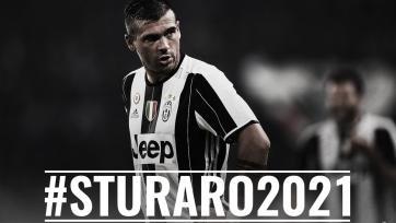 «Ювентус» продлил соглашение со Стураро до 2021-го года