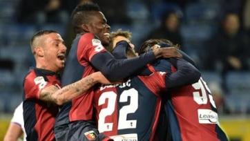 «Дженоа» нанесла поражение «Фиорентине» в отложенном матче 3-го тура