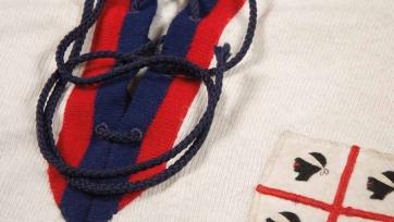 Историческая футболка Джиджи Ривы вернулась в Кальяри спустя сорок четыре года