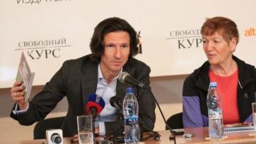 Алексей Смертин представил свою биографию