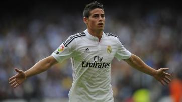 Хамес Родригес: «Я счастлив в «Реале»