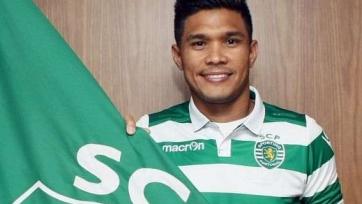 Теофило Гутьеррес собирается вернуться в «Спортинг»