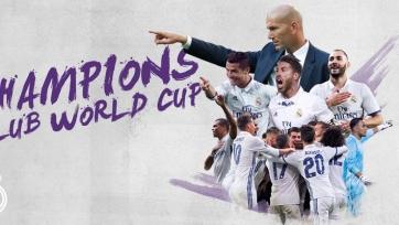 «Реал» - победитель клубного Чемпионата мира
